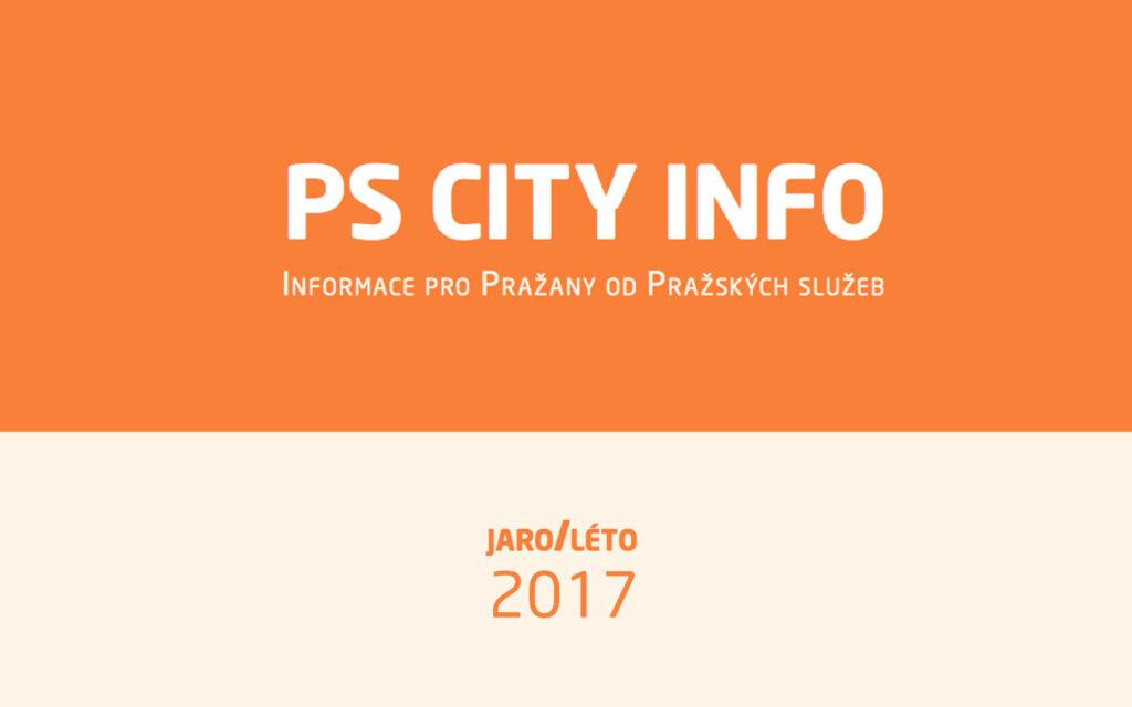 Nenechte si ujít letní číslo našeho časopisu PS CITY INFO