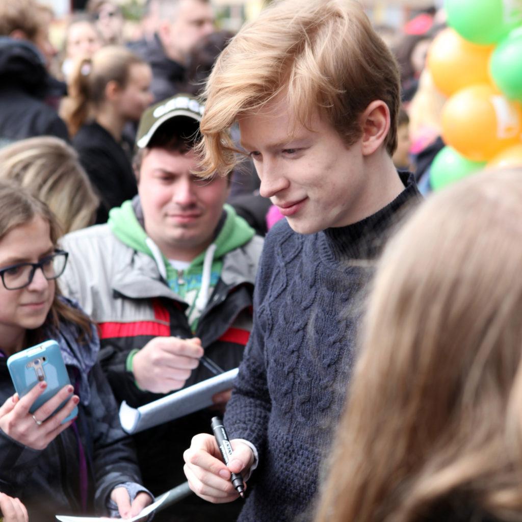 Adam Mišík: K třídění odpadu mě rodiče vedli odmalička