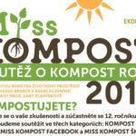 Pražské služby podpořily Miss Kompost 2017