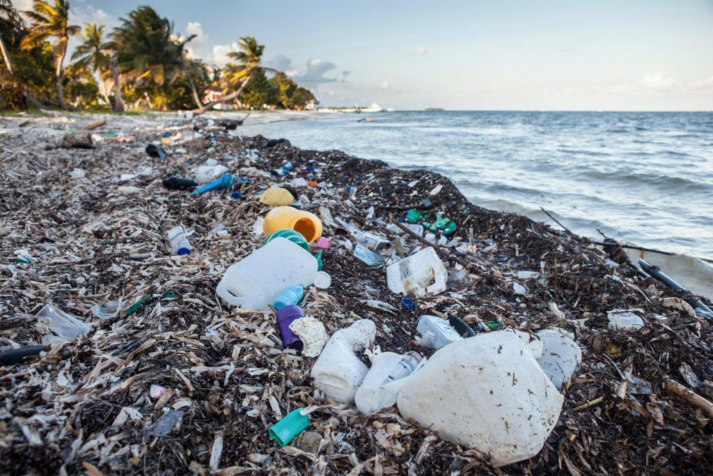 Oceány plastů