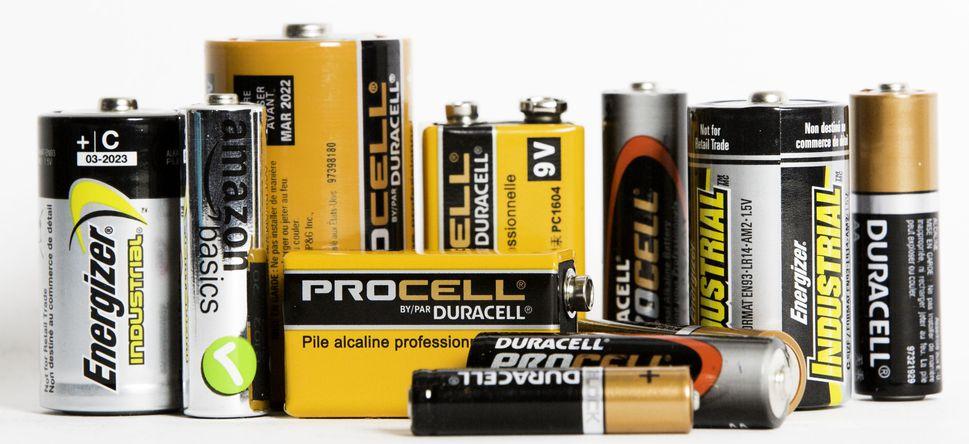 Co dělat s použitými bateriemi?
