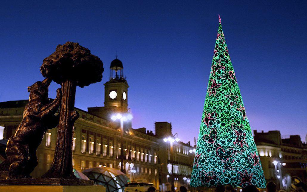 Nejhezčí vánoční stromy roku 2017