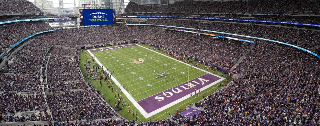 Super Bowl: Největší americká sportovní událost, tentokrát s nulovým odpadem