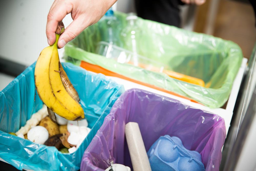 Jak se zbavit zápachu z odpadkového koše?