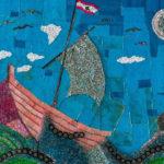 V Libanonu vznikla největší mozaika vyrobená z recyklovatelných materiálů