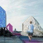Ve Švédsku vznikl projekt domů postavených z plastového odpadu