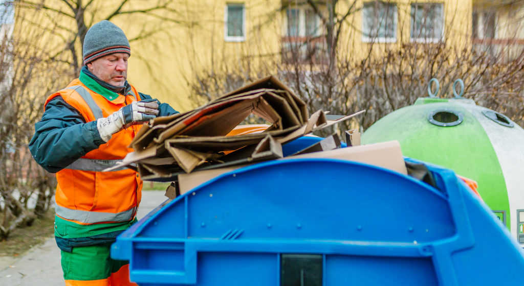 Pražané sice poctivě třídí, ale zároveň produkují více odpadu