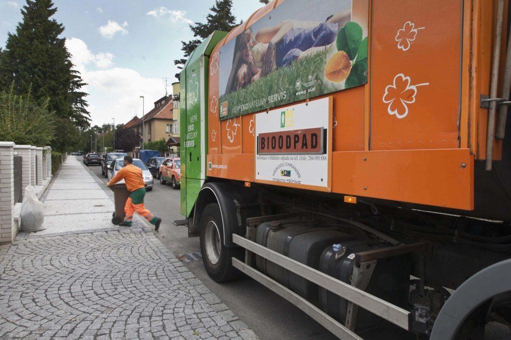 Vmetropoli startuje sezónní svoz bioodpadu