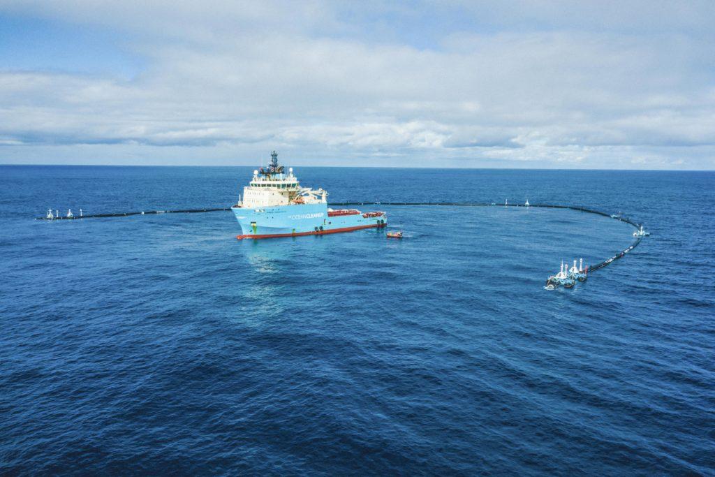 The Ocean Cleanup boří mýty o pohybu plastů v oceánech