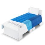 Olympijští sportovci budou v Tokiu spát na postelích z kartonové lepenky