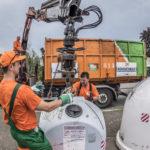 Pražané loni vytřídili 421 tun kovových obalů