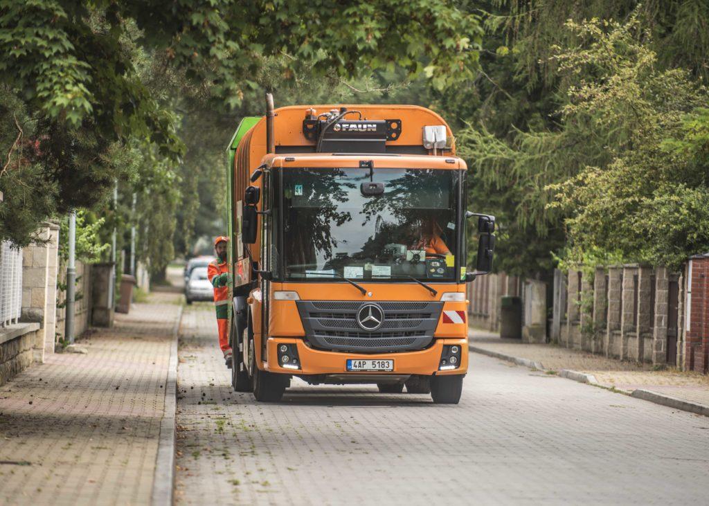 Jak karanténa ovlivní svoz komunálního odpadu v Praze?