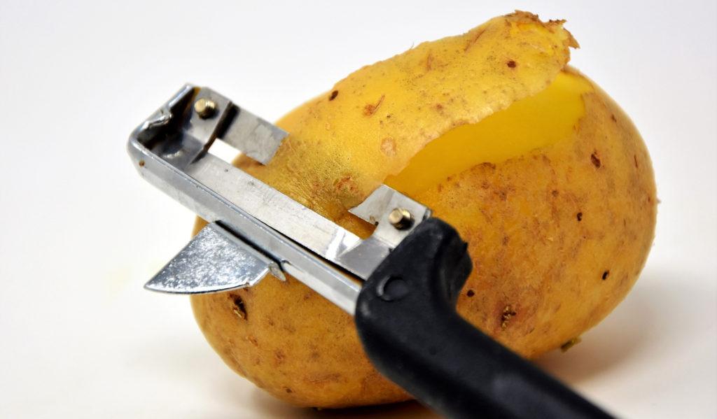 Využíváme potravinový odpad – první díl: Bramborové slupky