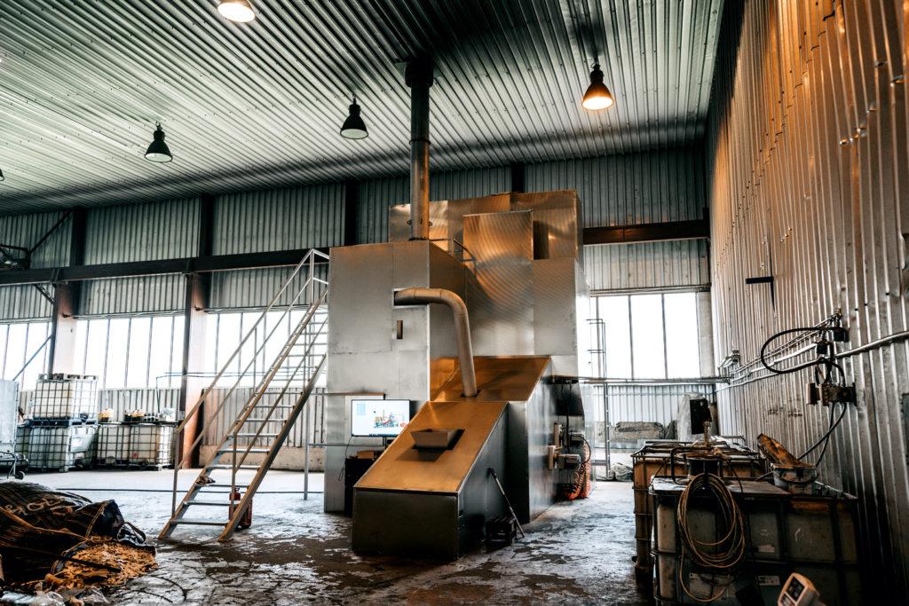 Český přístroj ERVO dokáže jako jediný na světě recyklovat téměř všechny druhy odpadu
