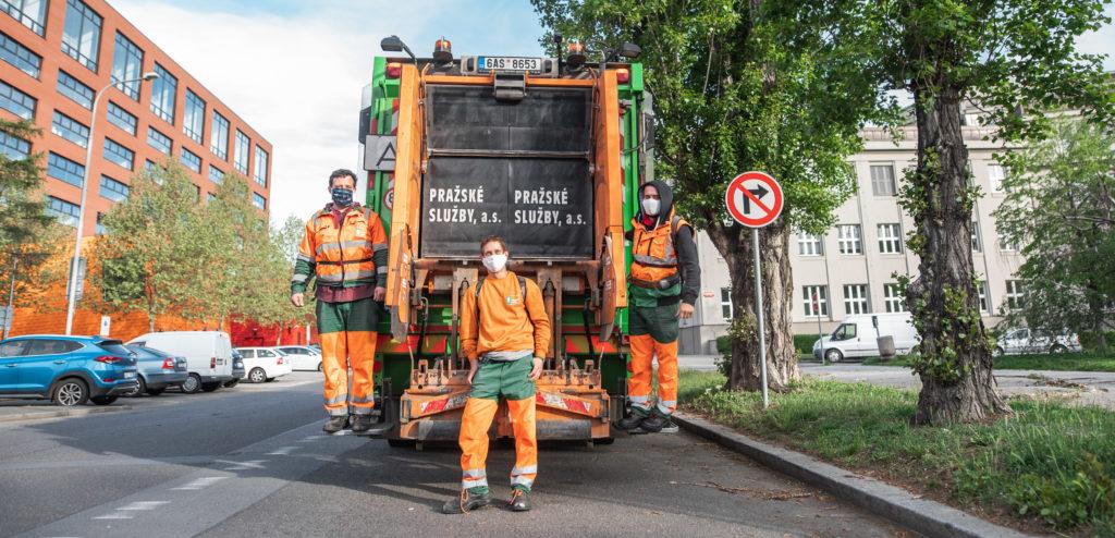 Má pandemie nějaké dopady na množství městského odpadu?