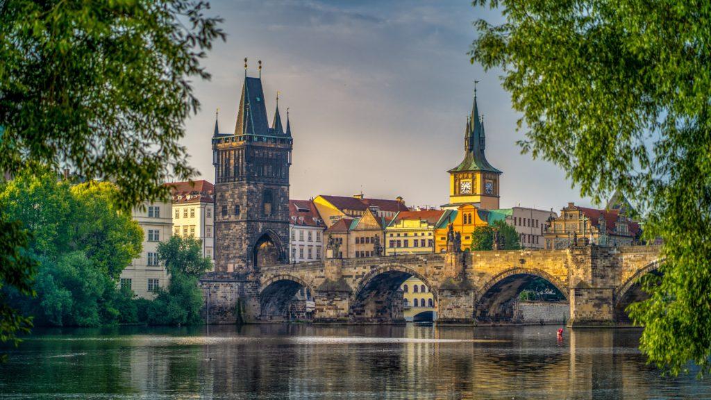 Praha je podle nových údajů třináctým nejzelenějším městem světa