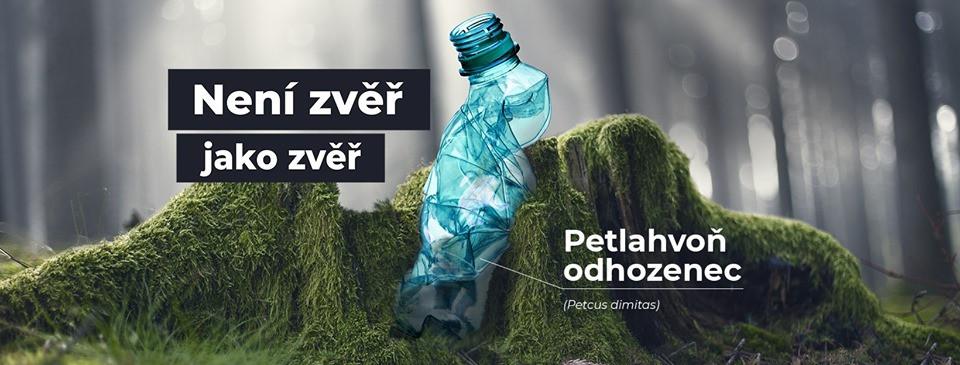 """České národní parky bojují v nové kampani proti """"odpadkoušům"""""""